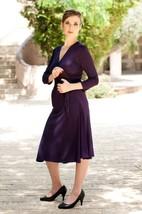 Maternity Pregnancy Clothes Breastfeeding Nursing IMAHOT MORAN Winter Dr... - $75.00