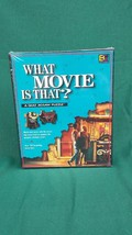 New Buffalo Games What Movie Is That? A Quiz Jigsaw Puzzle U.S.A. Sealed Pkg. - $9.99