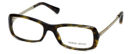 GIORGIO ARMANI AR 7011-F 5026 Eyeglasses Glasses Dark Tortoise Gold Frames 53mm - $94.09