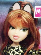 Doll Bratz Cool Catz Meygan Beautiful Clothes Girlz with Passion for Fashion NIB - $29.99