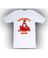 Clifford the big red dog Personalized White Birthday Shirt - $14.99 - $19.99