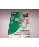 Prime Line Products Defender Security Entry Chain Door Guard U-10304 Sol... - $4.00