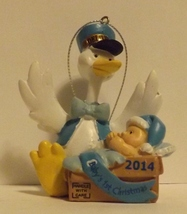 Baby's First Christmas Special Delivery Baby Boy 2014 - $14.99