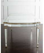 "ELIZA MIRRORED DINING TABLE,  96"" L x 42"" W, Pa... - $3,149.00"