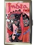 ELEPHANT INDIA FLY TWA CIGARETTE MONEY CARD CAS... - $17.45