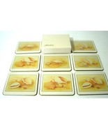 LUNDEN LTD Seashells NEW ZEALAND Drink Coasters... - $3.91