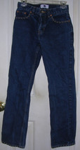 Womens GAP Boot cut jeans size 2 Reg with rhinestones - $28.00
