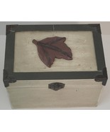 Rite-Aid Small Decorative Beige Wood Country Trunk 935867-MMIV - $17.53