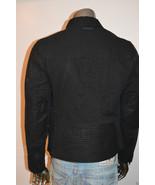 Armani Exchange A|X Men's Cotton PU Moto Jacket... - $112.50
