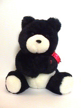 Hallmark Heartline Valentine's Day Bear Plush Stuffed Animal Card Holder... - $5.90