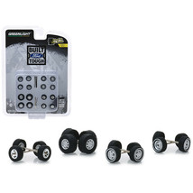 Built Ford Tough Wheel and Tire Multipack Set of 24 pieces Wheel and Tire Packs - $5.11