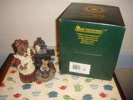 Boyds Bears Bearstone Aunt Becky W/Zack Quality Control, 2E/3411, Style ... - $19.49