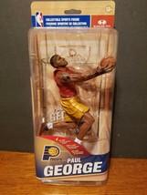 Paul George : Mcfarlane NBA Series 29 Action Figure :  Indiana Pacers - $17.05
