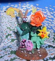 Disney Alice In Wonderland butterfly  & Flowers Figure World Wids Shipping - $79.99
