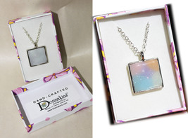 Sun-Day Solar Color Changing Necklace  - Hand-Crafted by Donnakin's Jewelry - $11.00