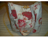 Vintage barkcloth purse waverly1 thumb155 crop