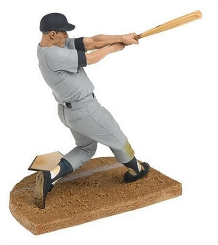 Cooperstown Series 3 Mickey Mantle: NY Yankees Gray Jersey and Blue Hat
