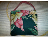 Vintage barkcloth purse tropical1 thumb155 crop