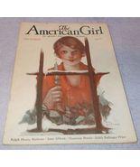 Vintage Girl Scouts American Girl Magazine December 1927 - $7.95
