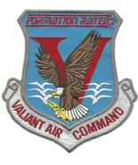 Valiant Air Command Warbird Museum & TiCo AirShow Patch - $9.97