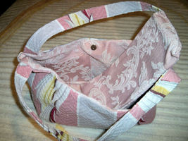 Vintage barkcloth purse floral3 thumb200