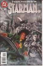 DC Starman #19 Talking With David '96 Action Adventure James Robinson  - $1.95