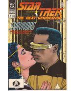 DC Star Trek The Next Generation Lot Issues #5,7, & 9 Survivors The Pilo... - $5.95