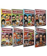 Bob's Burgers TV Series Complete All Seasons 1-8 DVD Set Collection Epis... - $252.44