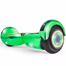 Flash Chrome Green Bluetooth Hoverboard Two Wheel Balance Scooter UL2272 - $249.00