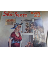 Gold Digger's sex to Sexty #23 Magazine 1972 - $12.00