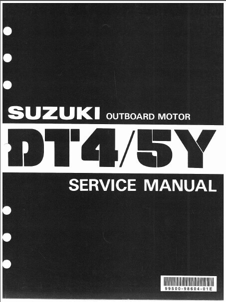 85-99 suzuki dt4 dt5y two stroke outboard and 50 similar items.