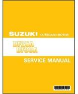 Suzuki DF25A DF30A Four Stroke Outboard Motor Service Repair Manual CD D... - $12.00