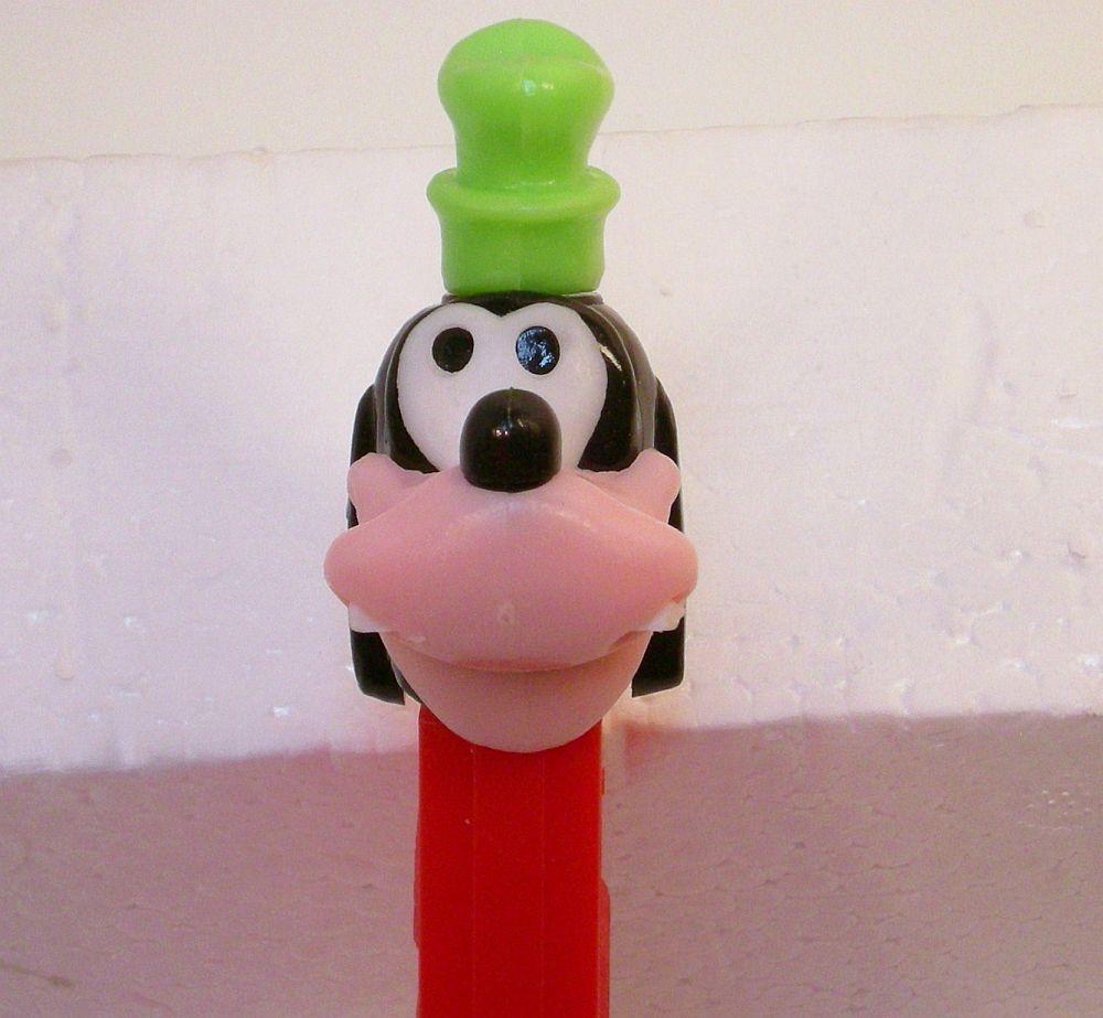 Pez Goofy Disney multi piece 1989 release discontinued