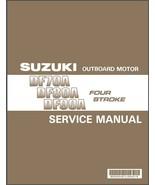 Suzuki DF70A DF80A DF90A Outboard Motor Service Repair Manual CD - DF 70... - $12.00