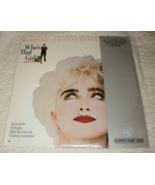 Who's That Girl Madonna Laserdisc sealed - $39.95