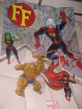 Marvel Now Ff Giant Brand New Poster - $7.99