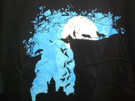 """TeeFury GOT LARGE Shirt """"Rise of the Wolves"""" Game of Thrones BLACK - $13.00"""