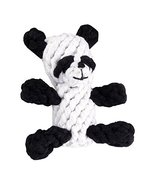 Knot Rope Ball Chew Dog Puppy Toy Pet Chew Toy Cute Panda - $13.56