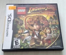 Lego Indiana Jones the original adventures Nintendo Ds Video Game  - $5.40