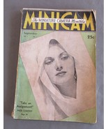 First Edition Minicam September 1937, Vol.1 No.1, Complete Clean Copy, N... - $25.25