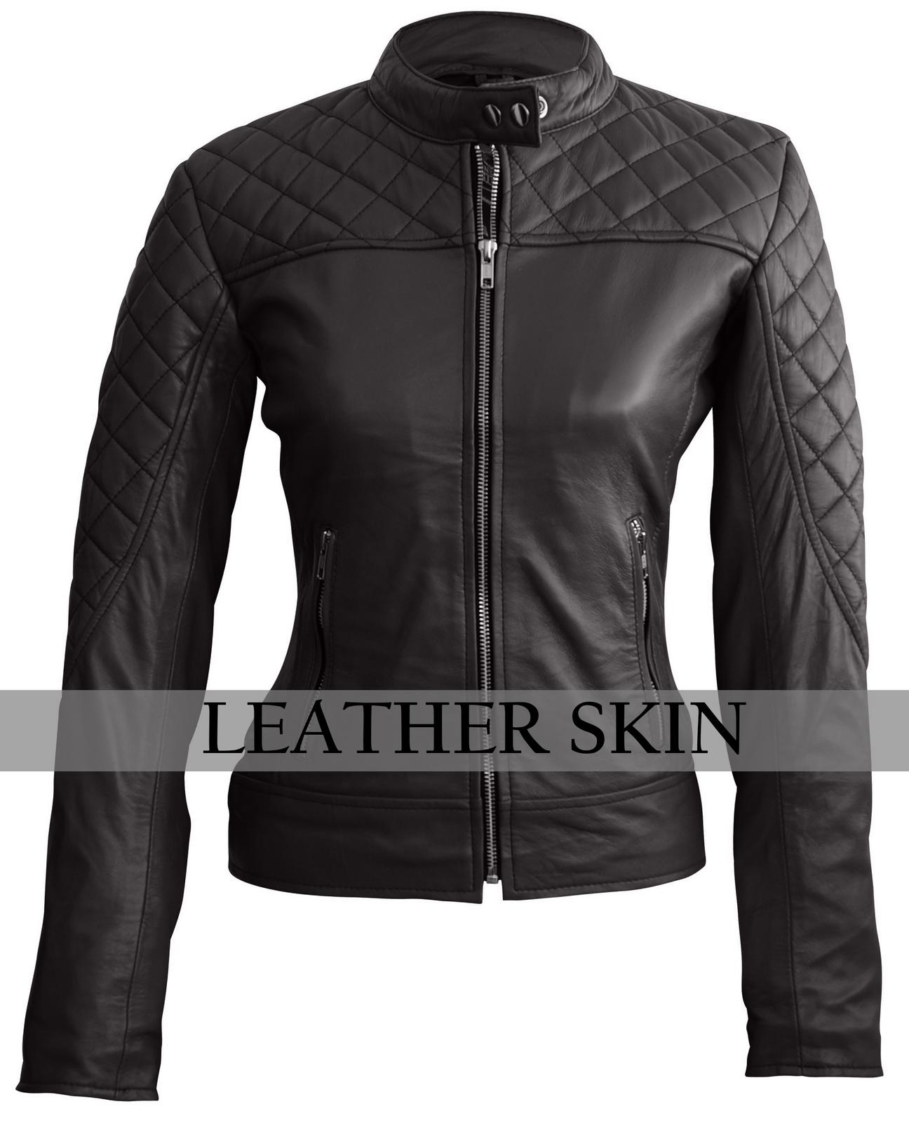Premium leather jackets