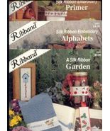Silk Ribbon Embroidery Projects for Ribband - $6.35