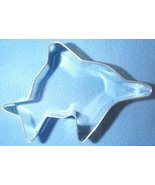 Dolphin cookie cutter - $5.00