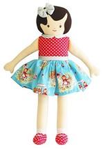 "Alimrose Violet Doll, Blue Nursery, 18"" - $57.92"