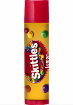 Lip Smacker Skittles LEMON Candy Lip Balm Lip Gloss Chap Stick Baby Lips - $3.25