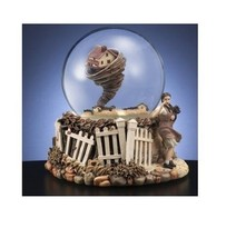 Water Globe Wizard of Oz Tornado San Francisco ... - $99.99