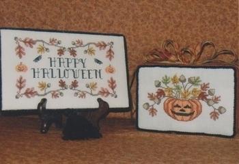 Acorn halloween