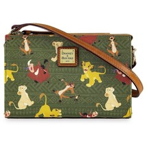 Disney The Lion King Nala Simba Timon Pumbaa Crossbody Bag Dooney & Bourke New - $231.98