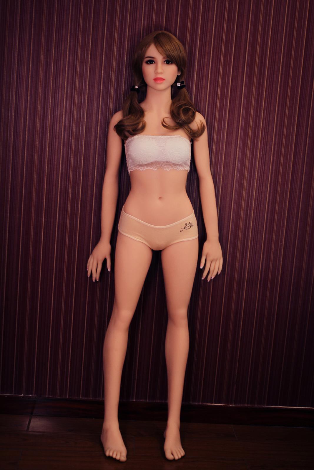 Lifelike Realistic Silicone Doll Female Full Body -8814