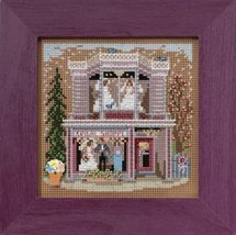 Bridal Shoppe Spring Mill Hill 2015 Button and Beads kit Mill Hill  - $12.60